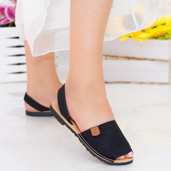 Sandale Dama Y603 Black Mei