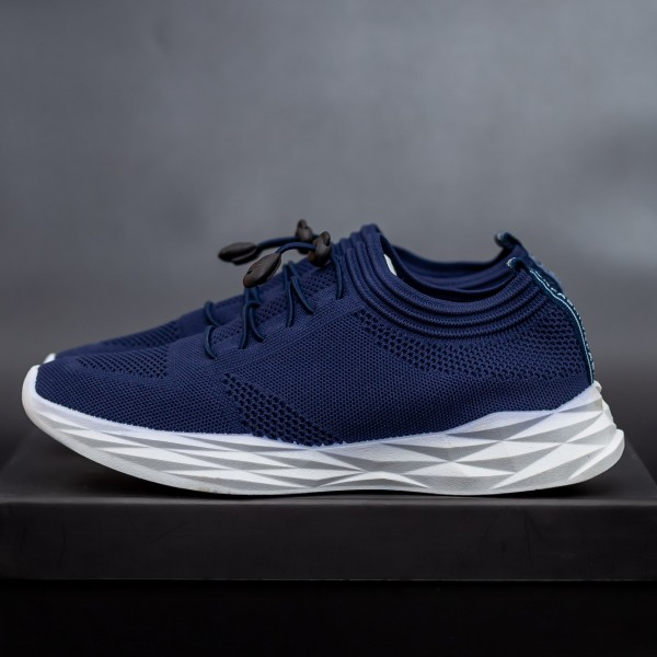 Pantofi Sport Barbati Q10 Dark Blue Mei