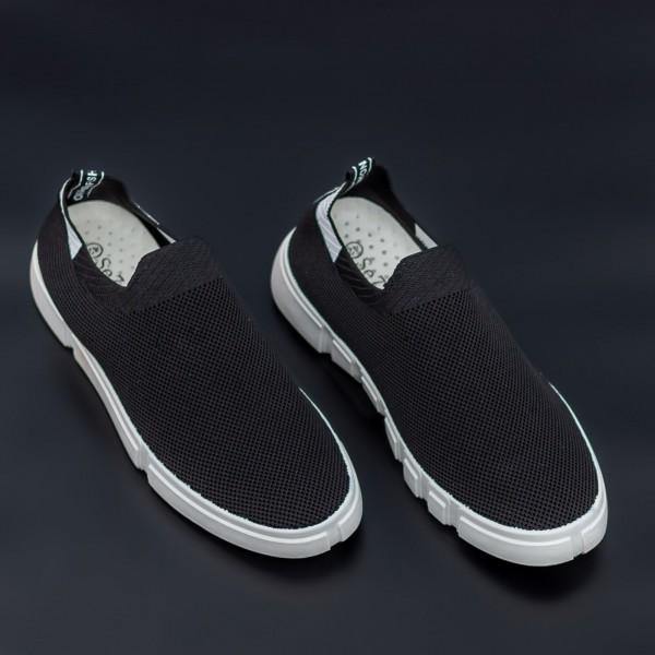 Pantofi Sport Barbati Q11 Black Mei