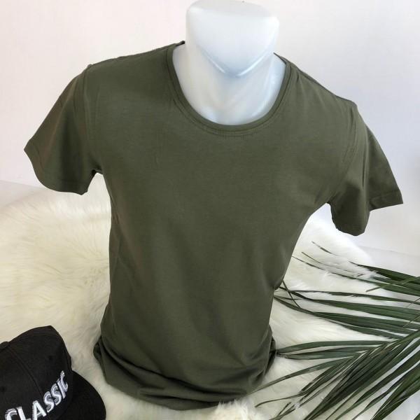 Tricou Barbati 111 Kaki Fashion