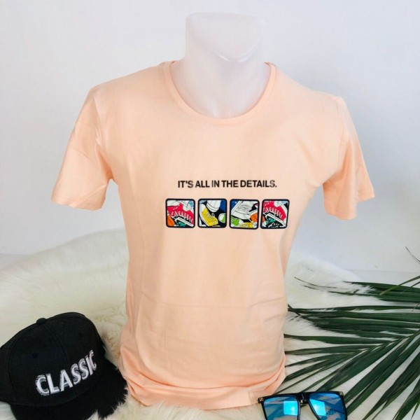 Tricou Barbati 2050 Roz Fashion