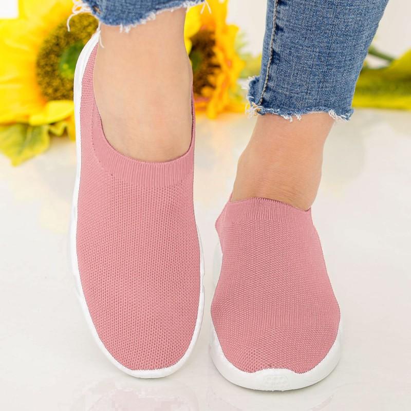 Pantofi Sport Dama J-6 PSD Pink Se7en