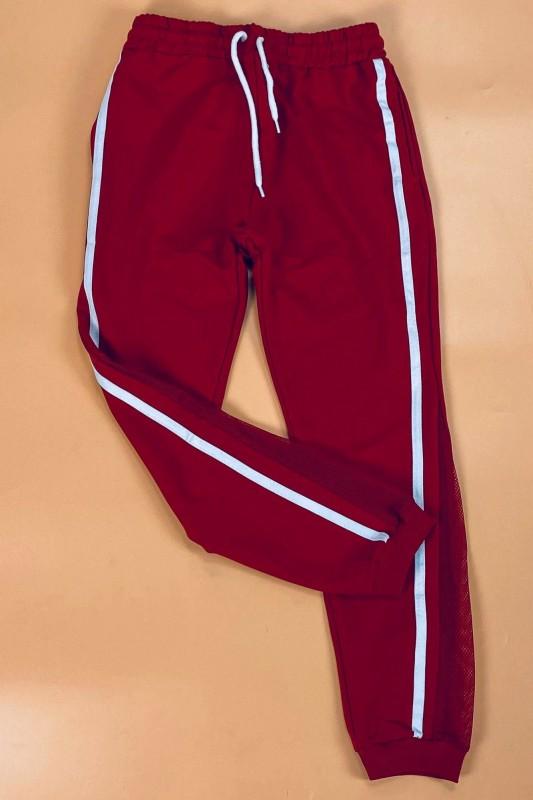 Pantaloni Dama 7072 Rosu Fashion