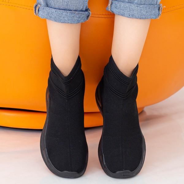 Pantofi Sport Dama WS136A Black Mei