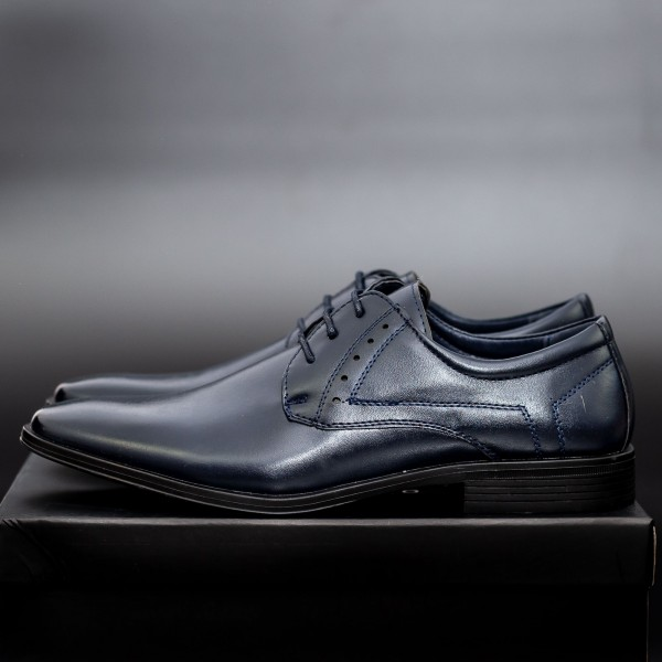 Pantofi Barbati 2202-7 Blue Mei