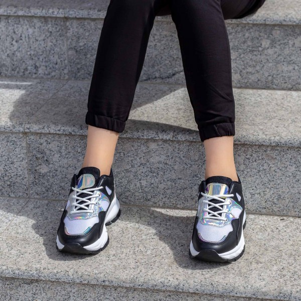 Pantofi Sport Dama 23-55 Negru Mei
