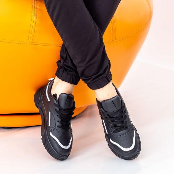 Pantofi Sport Dama D788 Negru Mei