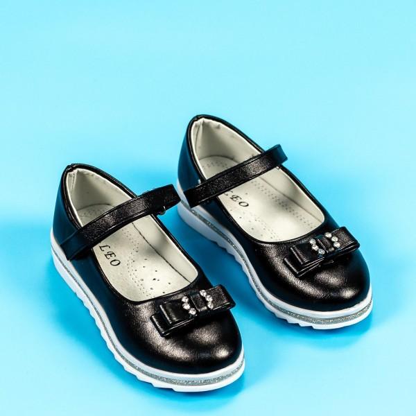 Sandale Fete 608-1 Negru Mei