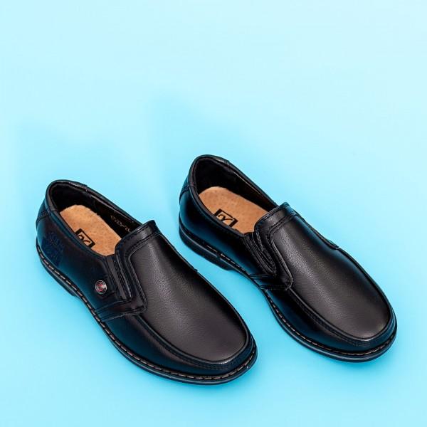 Pantofi Baieti C523 Negru Mei