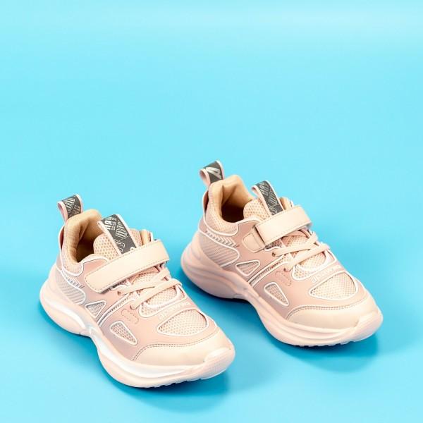 Pantofi Sport Fete GC11 Roz Mei