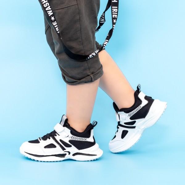 Pantofi Sport Baieti GC11 Negru Mei
