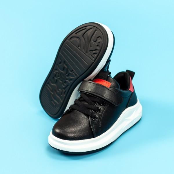 Pantofi Sport Baieti GC25 Negru Mei