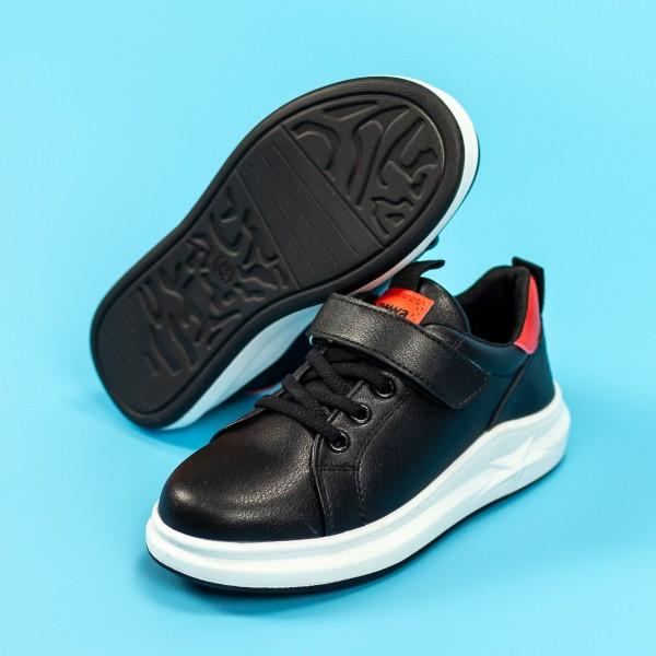 Pantofi Sport Baieti GC26 Negru Mei