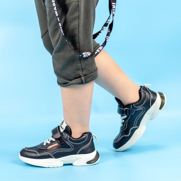 Pantofi Sport Baieti MC88 Negru Mei