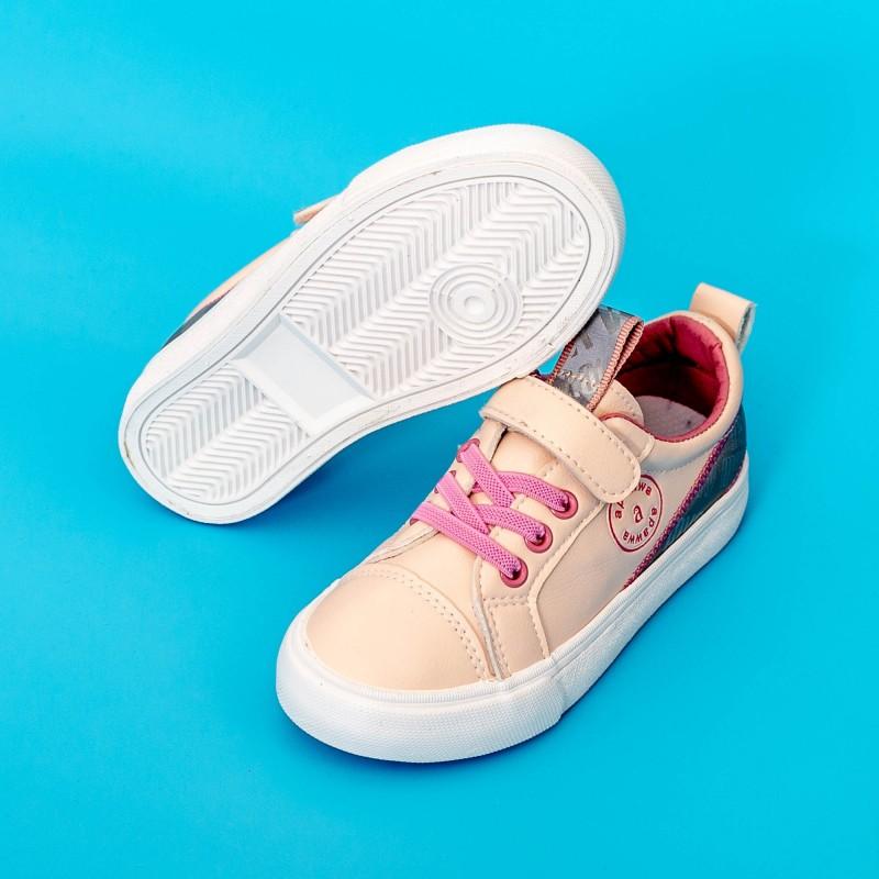 Pantofi Sport Fete VC48 Roz Mei