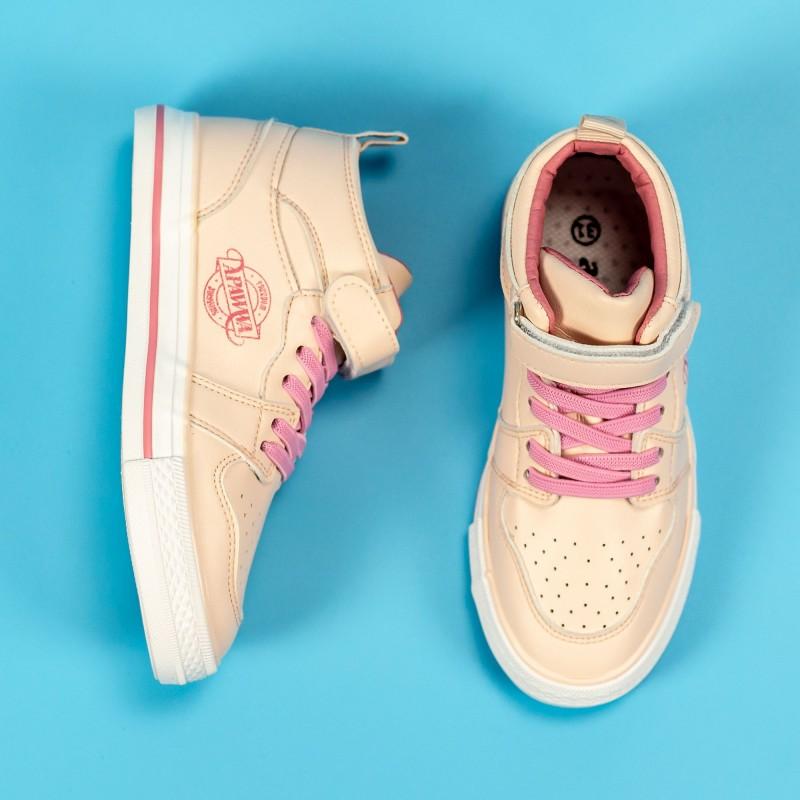 Pantofi Sport Fete VC51 Roz Mei