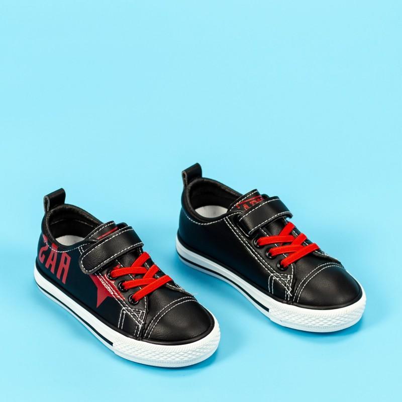Pantofi Sport Baieti VC54 Rosu Mei