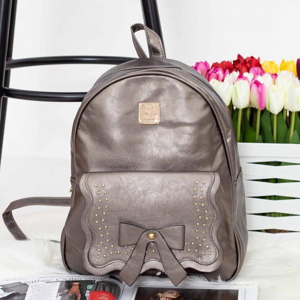 Rucsac Dama 902 Grey (Q06) Fashion 902 GREY Fashion