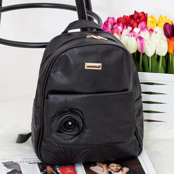 Rucsac Dama 90152 Black (Q05) Fashion 90152 BLACK Fashion