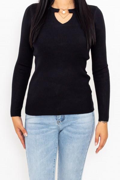 Bluza Dama 1906 Negru Fashion