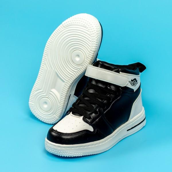 Pantofi Sport Baieti KJ9135 Alb Mei