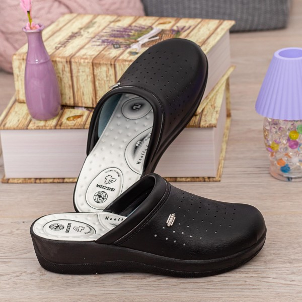 Papuci Dama 4770 Negru Gezer