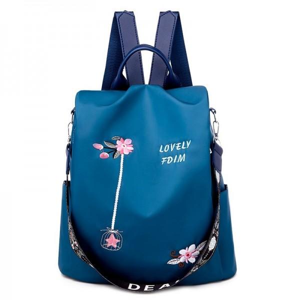 Rucsac Dama 9944 BLUE Fashion