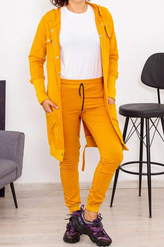 Compleu Dama CM2501 Camel (G73) Fashion
