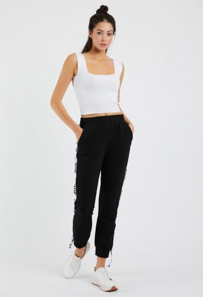 Pantaloni Dama LOL 9125 Negru Adrom