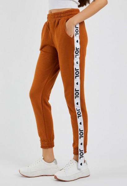 Pantaloni Dama LOL 9125 Portocaliu Adrom