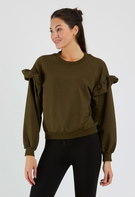 Bluza Dama 9127 Kaki Adrom