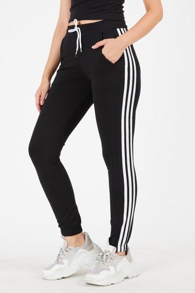 Pantaloni Dama 8726 Negru Adrom