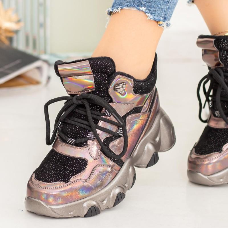 Pantofi Sport Dama SZ271 Guncolor Mei