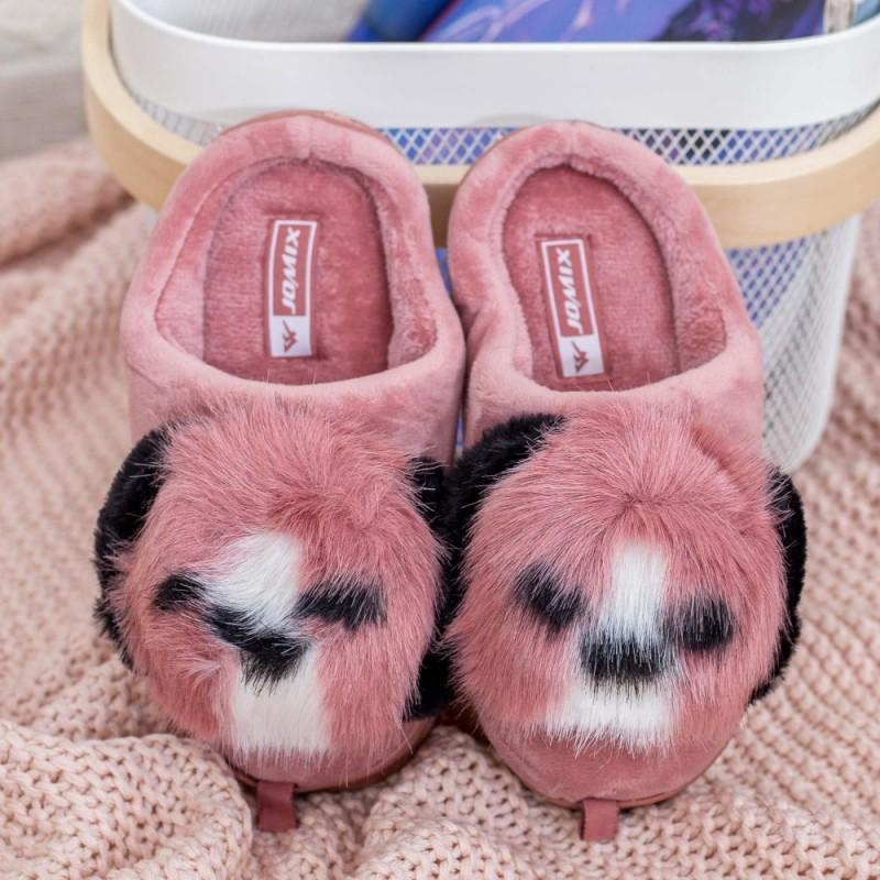 Papuci de casa MB1284 Roz Jomix
