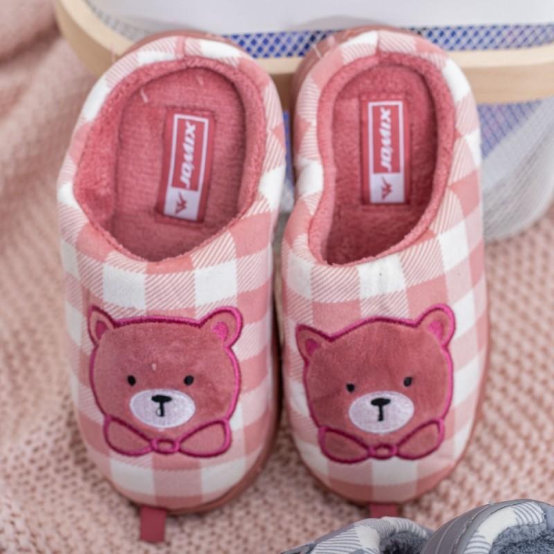 Papuci de casa MB1170 Roz Jomix