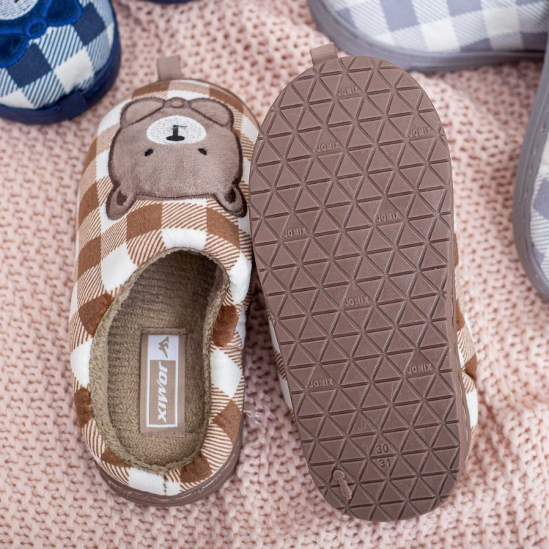 Papuci de casa MB1170 Maro Jomix