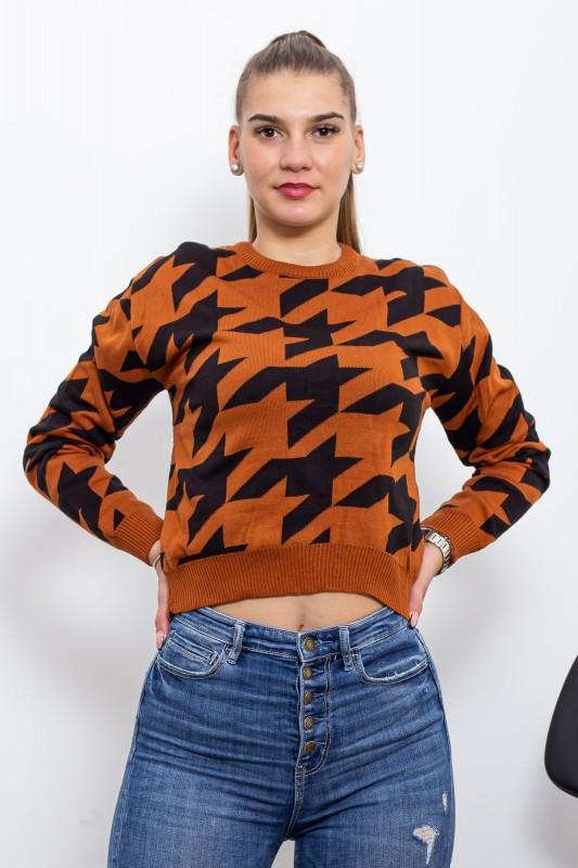 Pulover Dama 033 Maro Fashion