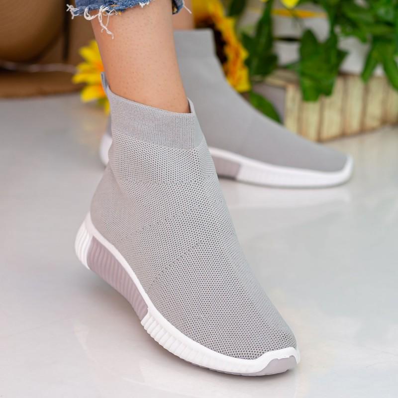 Pantofi Sport Dama LI2 Grey Mei