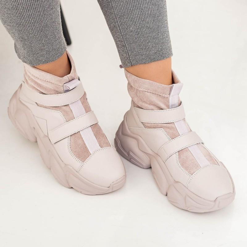 Pantofi Sport Dama HW909 Roz Mei