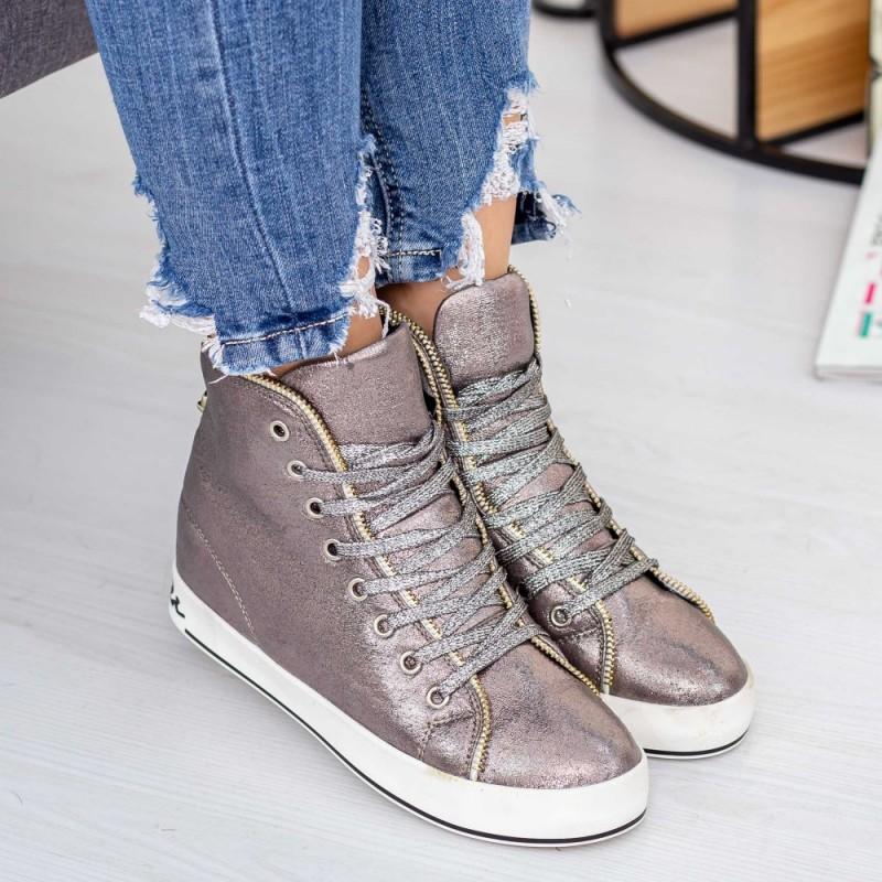 Pantofi Sport Dama K02 Guncolor Mei