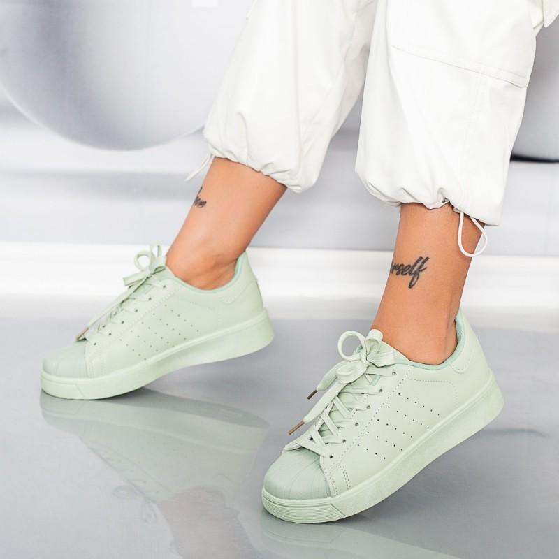 Pantofi Sport Dama YKQ230 Albastru Mei