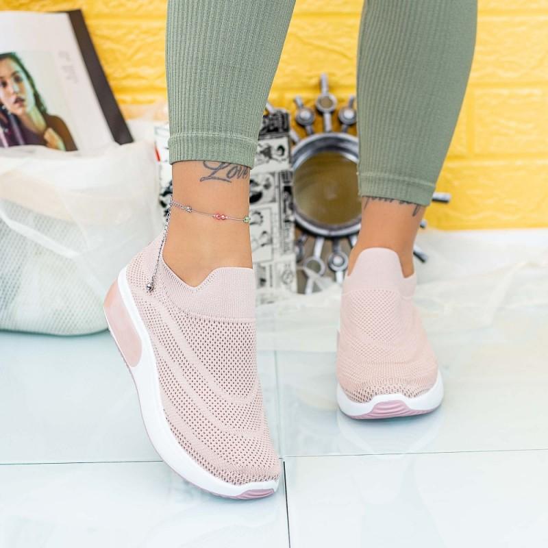 Pantofi Sport Dama TF8 Roz Mei