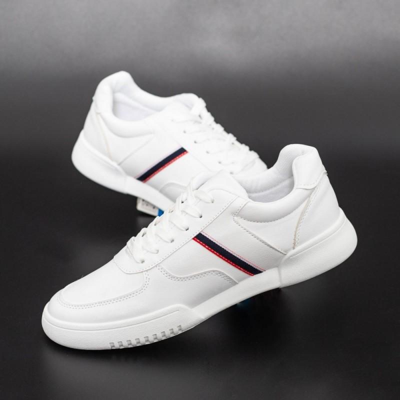 Pantofi Sport Barbati D781 Alb Se7en