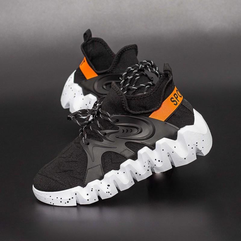 Pantofi Sport Barbati LGMB2 Negru Mei