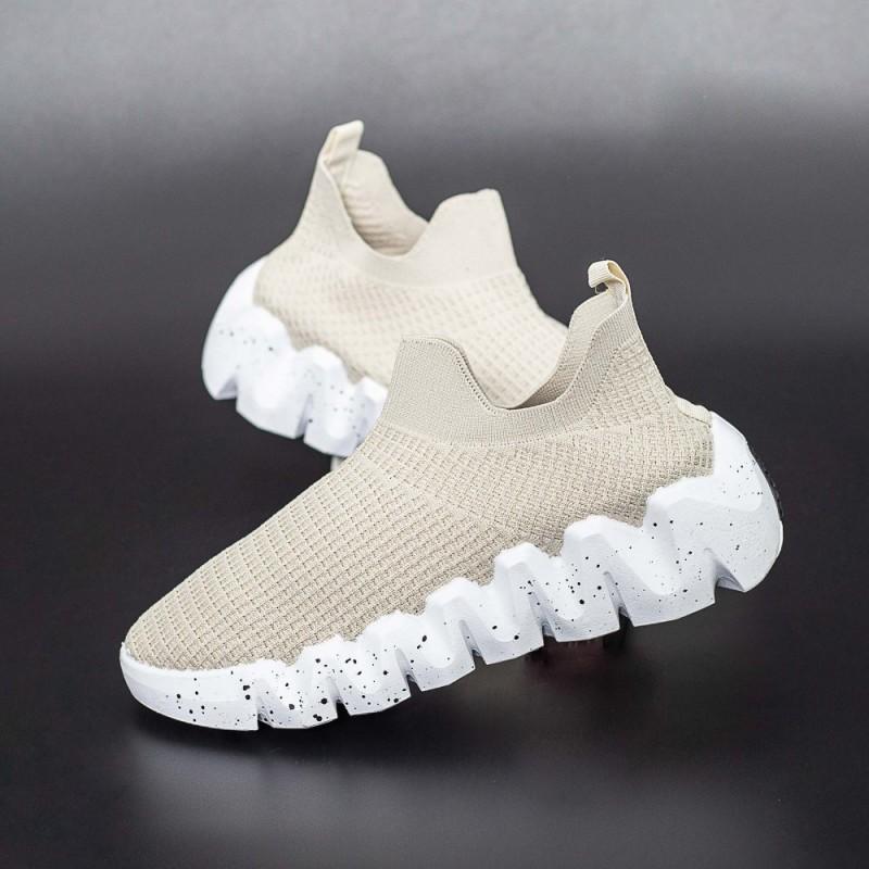 Pantofi Sport Barbati LGMB6 Bej Mei