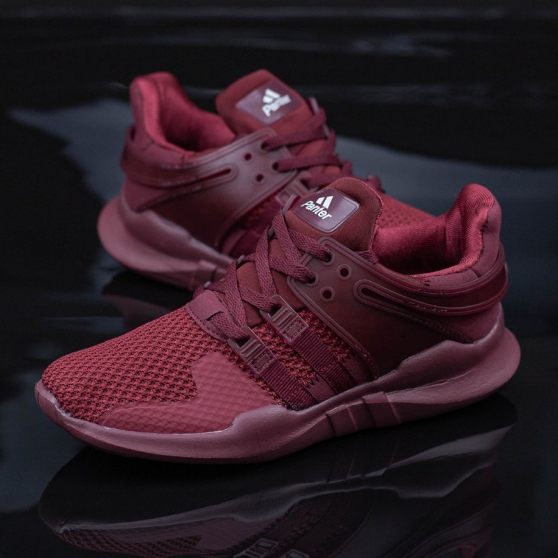 Pantofi Sport Baieti 155-D Visiniu Panter