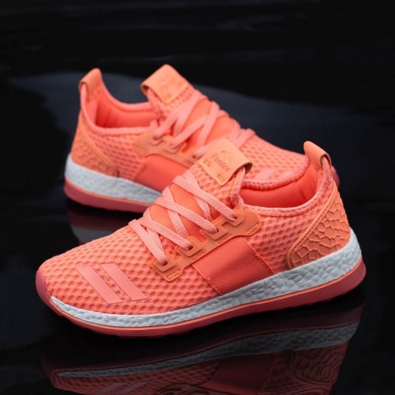 Pantofi Sport Copii 738-F Pepene rosu Panter