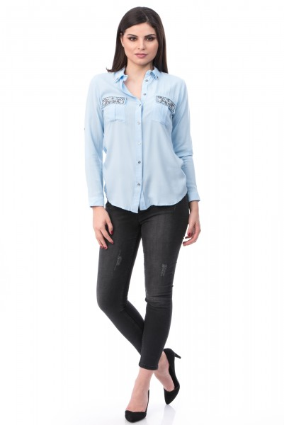 Jeans 7000 Black Mei