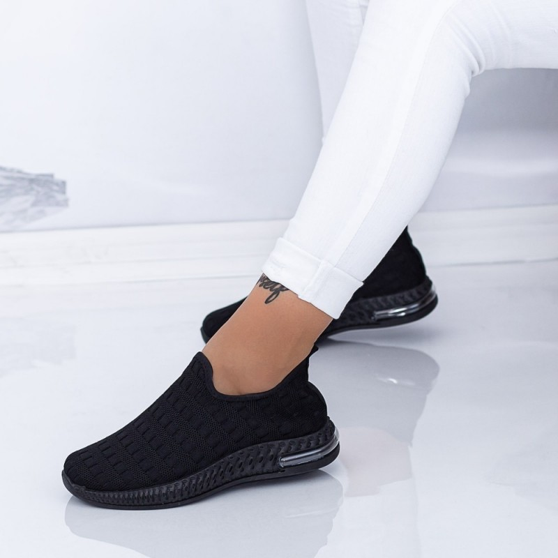 Pantofi Sport Dama S10 Negru Mei