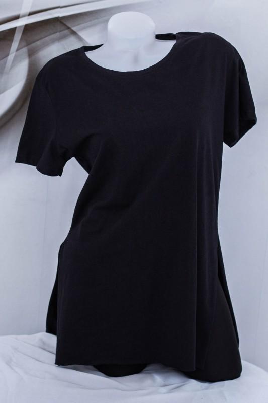 Tricou Dama 1829 Negru (G22) Fashion